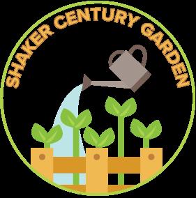 Shaker Century Garden logo